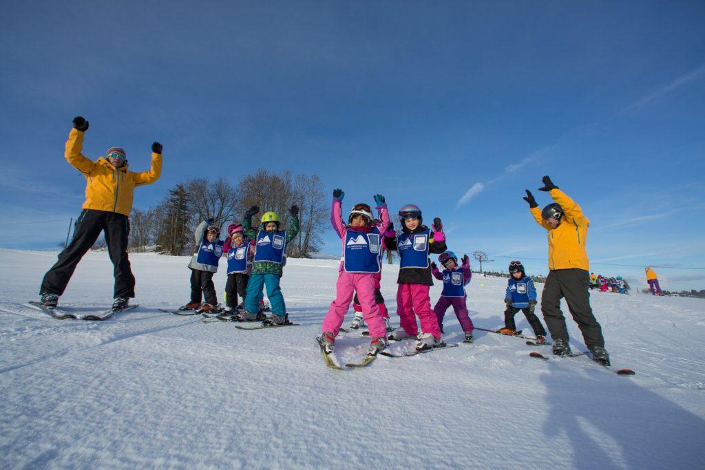 Skischule Oberstaufen - Skikurse - Snowboardkurse - Langlaufkurse für Kinder und Erwachsene